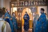 Митрополит Антоний возглавил престольные торжества Богородице-Всехскорбященского храма в Париже