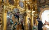 В день своего Тезоименитства митрополит Антоний совершил Божественную Литургию