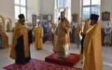 Митрополит Антоний совершил всенощное бдение в Воскресенском храме г. Цюриха