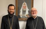 Состоялась братская встреча митрополита Корсунского и Западноевропейского Антония и митрополита Дубнинского Иоанна